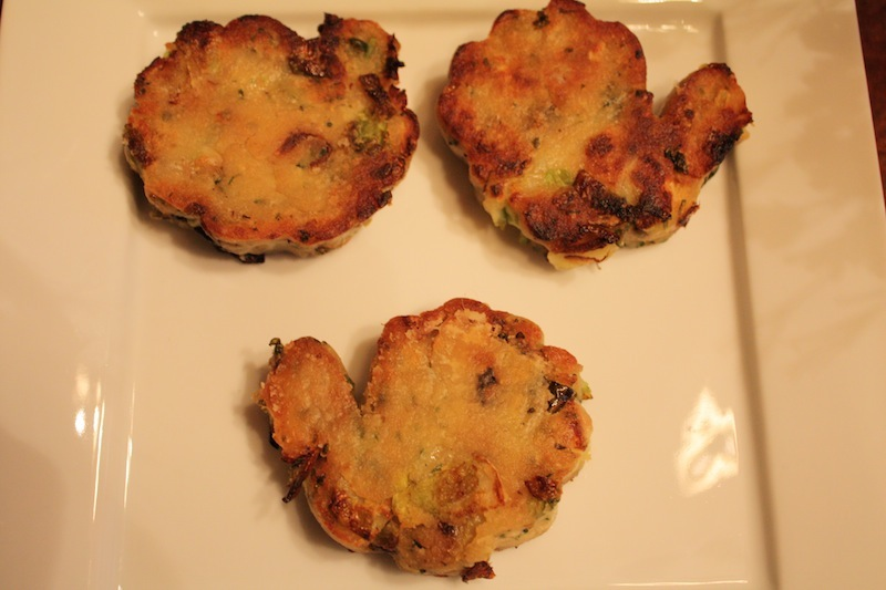 Vegurkey Vegetable Patties