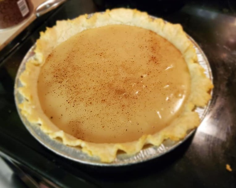 Sugar Cream Pie Filling